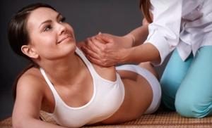 Как правильно делать массаж плеча