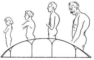 Как определить степень грудного кифоза
