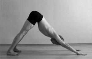 Позиция Гора в йоге