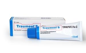 Гомеопатические мази против болей в пояснице