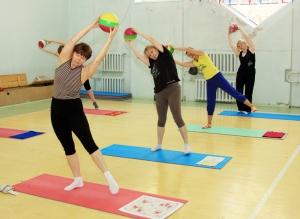 Физические упражнения от кифоза у взрослых