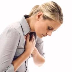 Какие симптомы грудной дорсопатии существуют