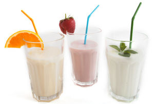 Йогурт и кефир при остеопорозе