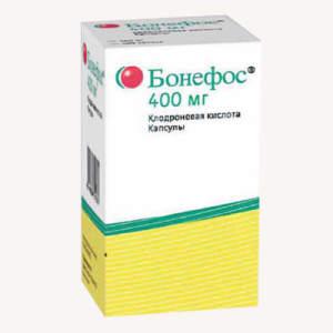 Бонефос при остеопорозе