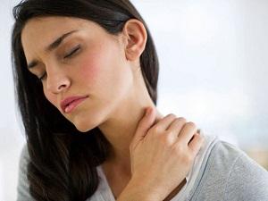 Проявления остеохондроза шеи
