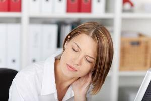 Признаки сужения шейных артерий