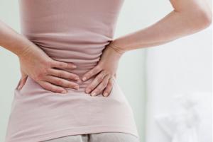 Боли в пояснице при менструации