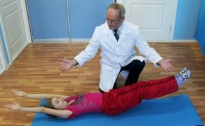 Назначение ЛФК при компрессионном переломе позвоночника