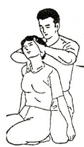 Как правильно вправить шейные позвонки