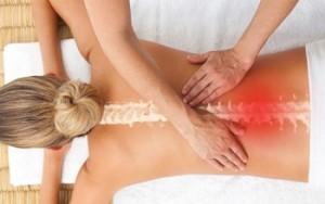 Лечение радикулита с помощью масажа