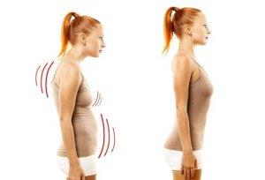 Упражнения от сутулости спины: подбор занятий